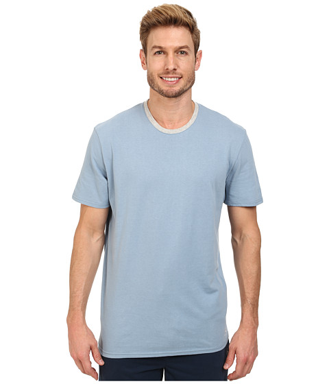 Original Penguin - Comfortable Soft Tee Shirt (Faded Denim) Men's T Shirt