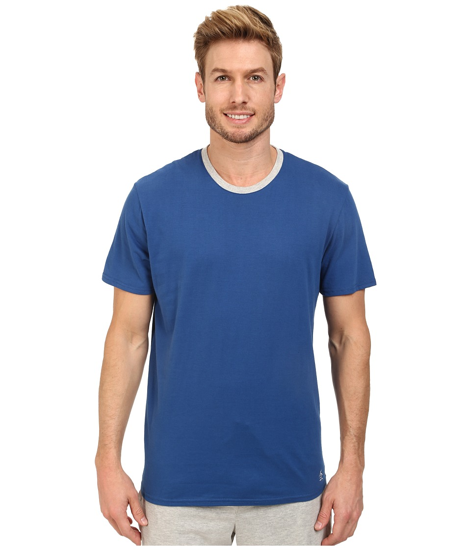 Original Penguin - Comfortable Soft Tee Shirt (True Blue) Men's T Shirt