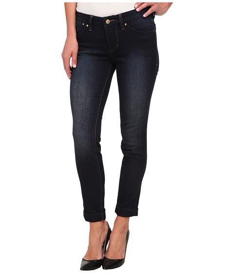 Jag Jeans - Erin Cuffed Ankle Knit Denim in Dark Whale (Dark Whale) Women