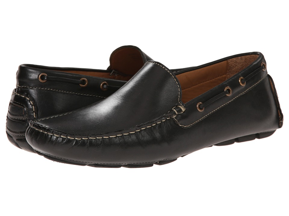 Giorgio Brutini - Trey (Black) Men's Flat Shoes