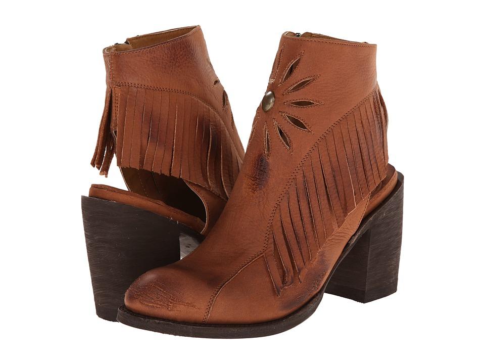 Old Gringo - Dulcinea (Cognac) Cowboy Boots