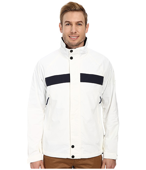 Nautica - Port Royal Bomber (Bright White) Men