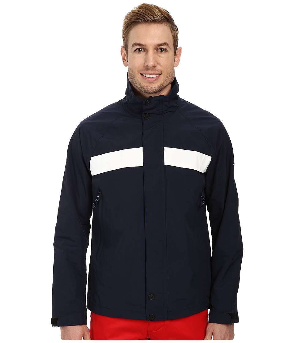 Nautica - Port Royal Bomber (Navy) Men's Coat