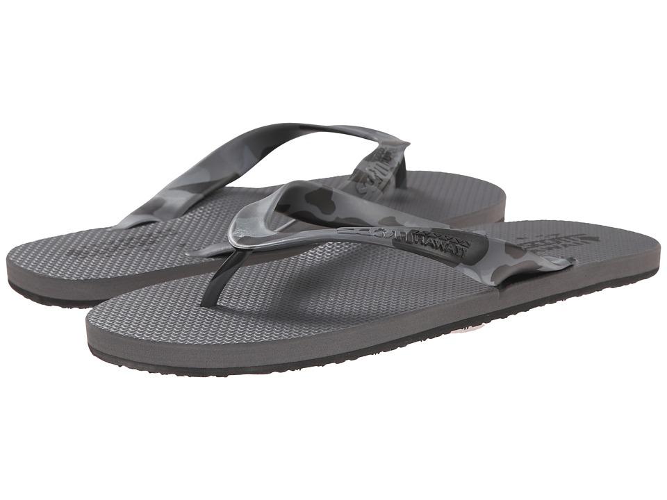 Scott Hawaii - Ho'onalu (Black Camo) Men's Sandals