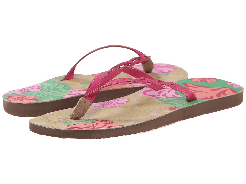 Scott Hawaii - Keanui (Pink) Women's Shoes