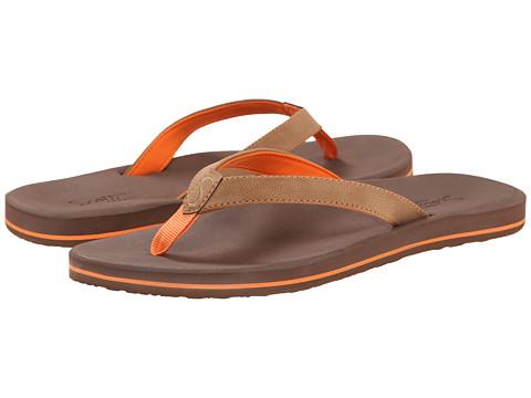 Scott Hawaii - Olena (Tan/Orange) Women's Shoes
