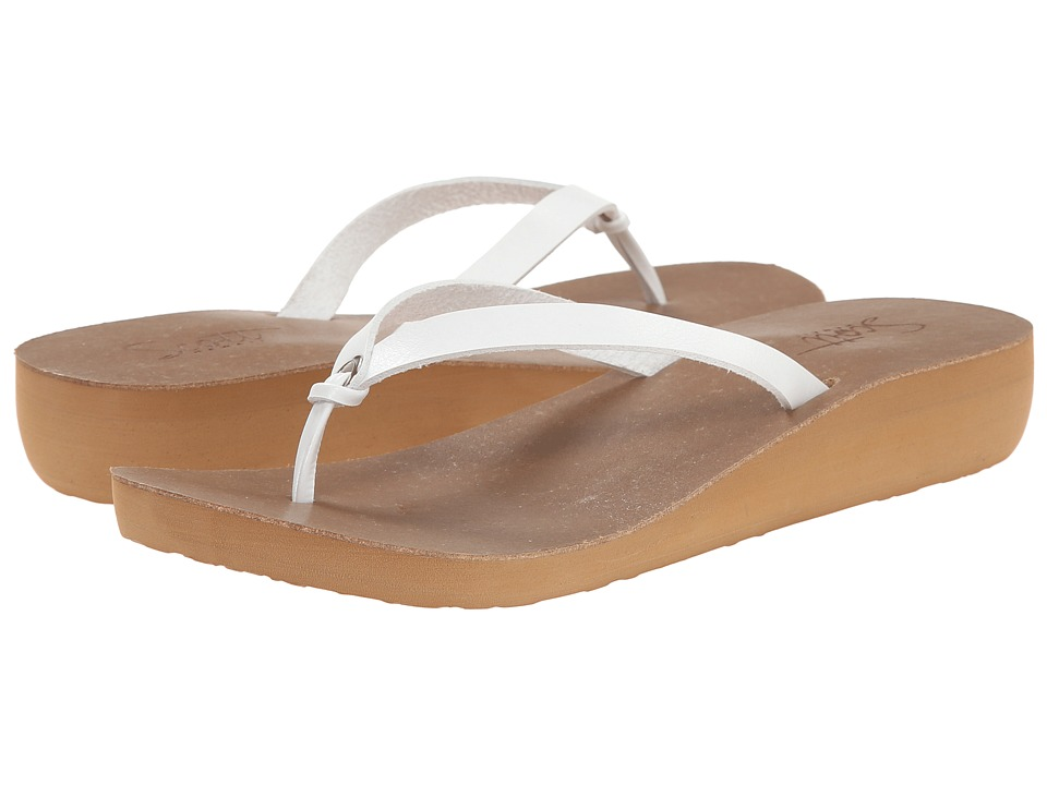Scott Hawaii - Onioni (White) Women's Shoes