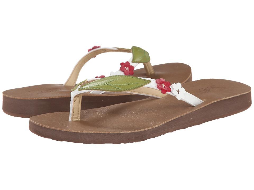 Scott Hawaii - Honua (White) Women's Sandals