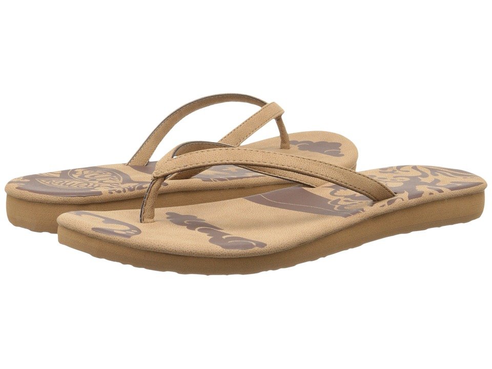 Scott Hawaii - Nalu (Tan) Women's Shoes