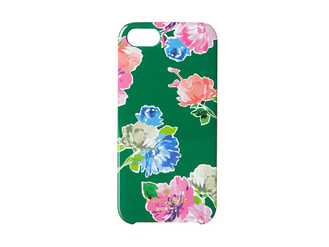 Kate Spade New York - Resin iPhone 5 Spring Blooms (Sprout Green) Cell Phone Case
