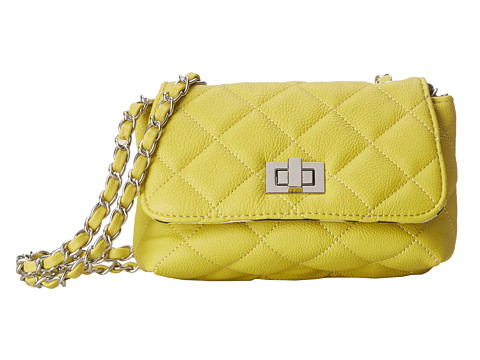 Steve Madden - Bcharlee Mini Crossbody (Mustard) Cross Body Handbags