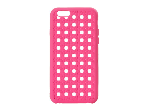 Kate Spade New York - Woven Silicone Phone Case for iPhone 6 (Vivid Snapdragon) Cell Phone Case