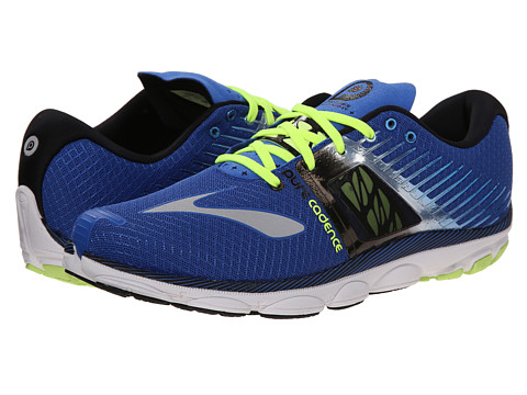 Brooks - PureCadence 4 (Electric Brooks/Black/Nightlife) Men