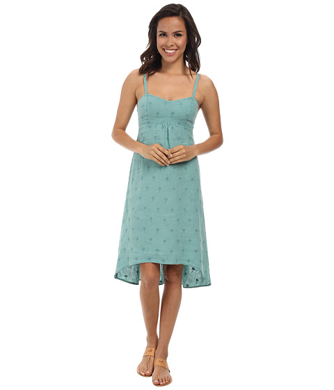 Tommy Bahama - Palm Embroidered Dress (Bristol Blue) Women's Dress