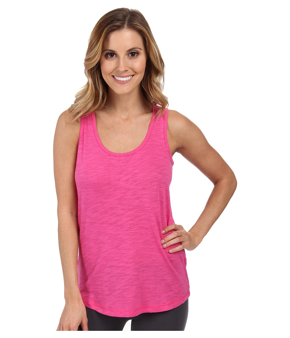 P.J. Salvage - Lace Sleep Tank (Fuchsia) Women
