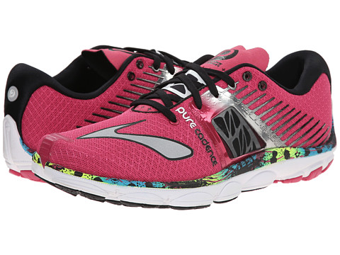 Brooks - PureCadence 4 (Virtual Pink/Black) Women