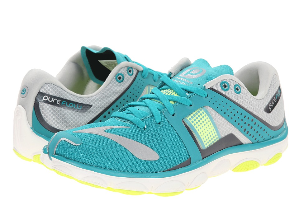 Brooks - PureFlow 4 (Lapis/High Rise/Nightlife) Women's Running Shoes