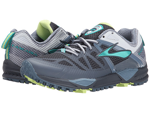 Brooks - Cascadia 10 (Ombre Blue/Sterling/Lapis) Women