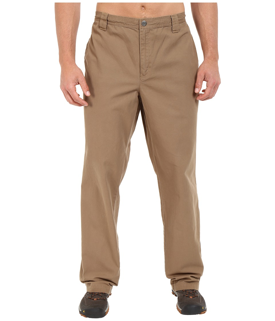 Columbia - Big Tall Ultimate ROC Pants (Flax) Men's Casual Pants