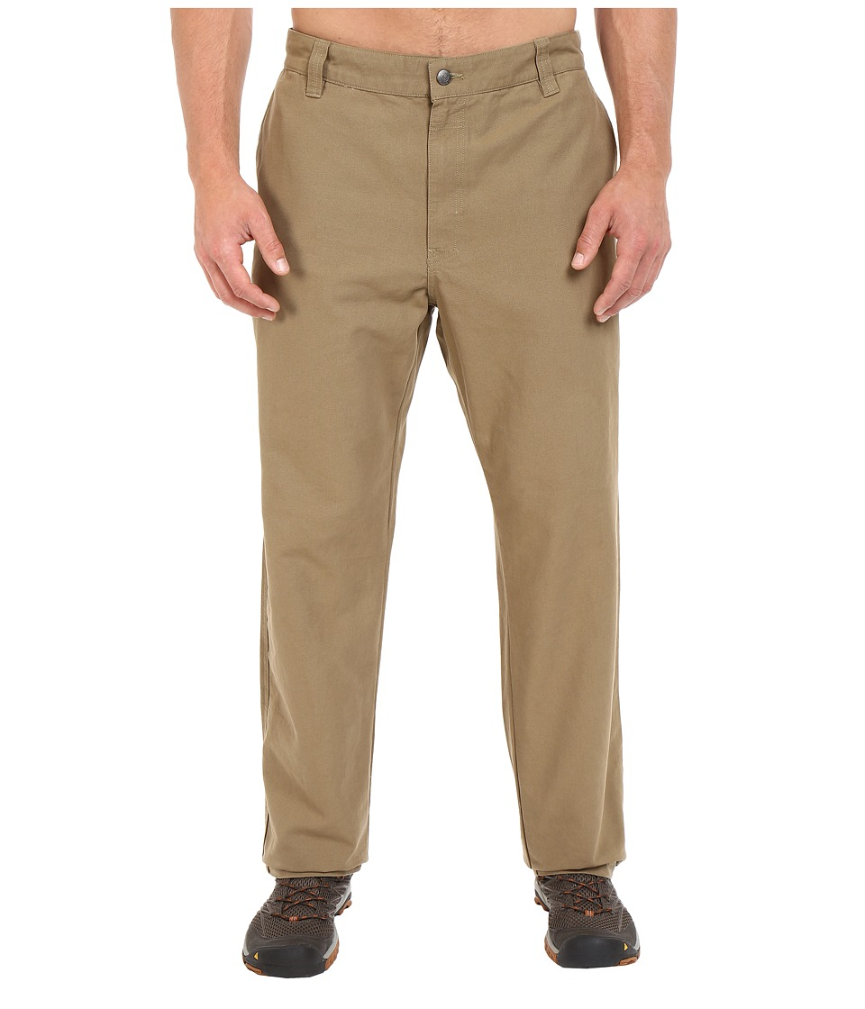 Columbia - Big Tall ROC II Pants (Flax) Men's Casual Pants
