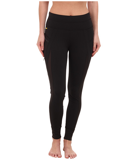 Lole - Burst Legging (Black) Women's Casual Pants