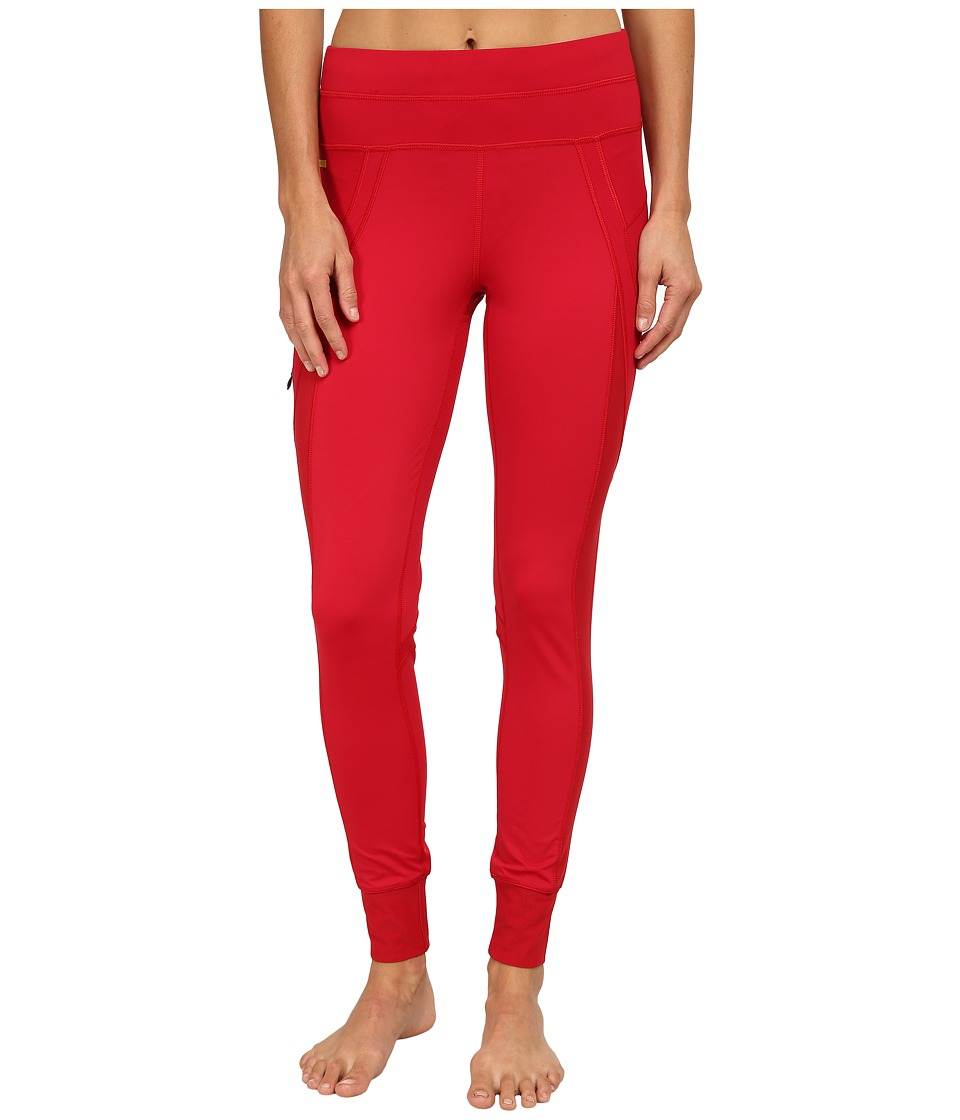 Lole - Burst Legging (Carnelian) Women's Casual Pants