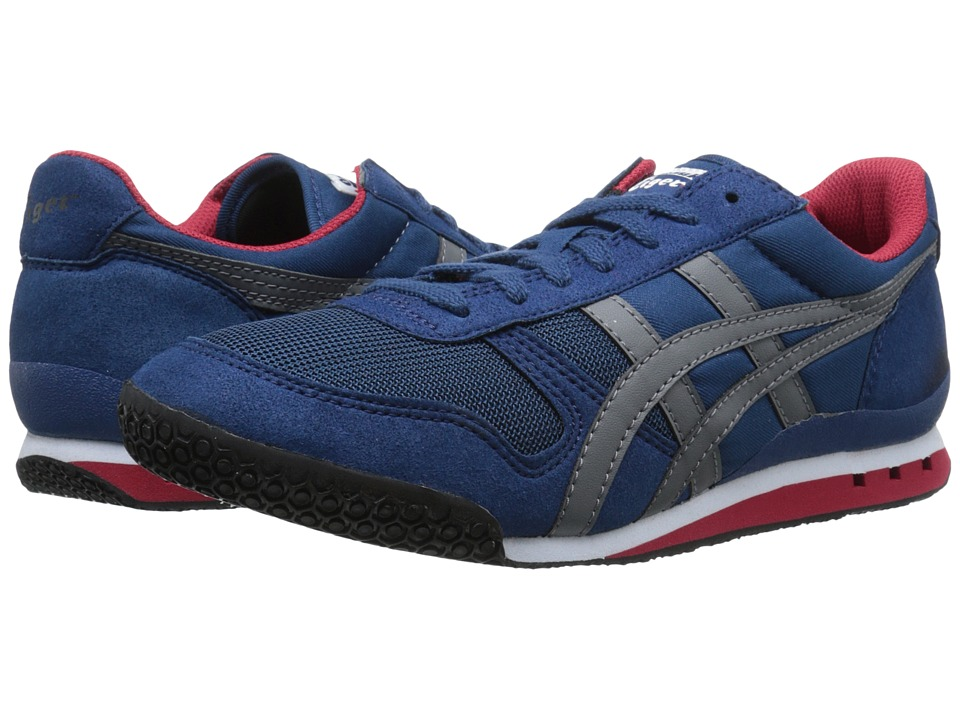 Onitsuka Tiger by Asics - Ultimate 81 (Poseidon/Charcoal) Classic Shoes