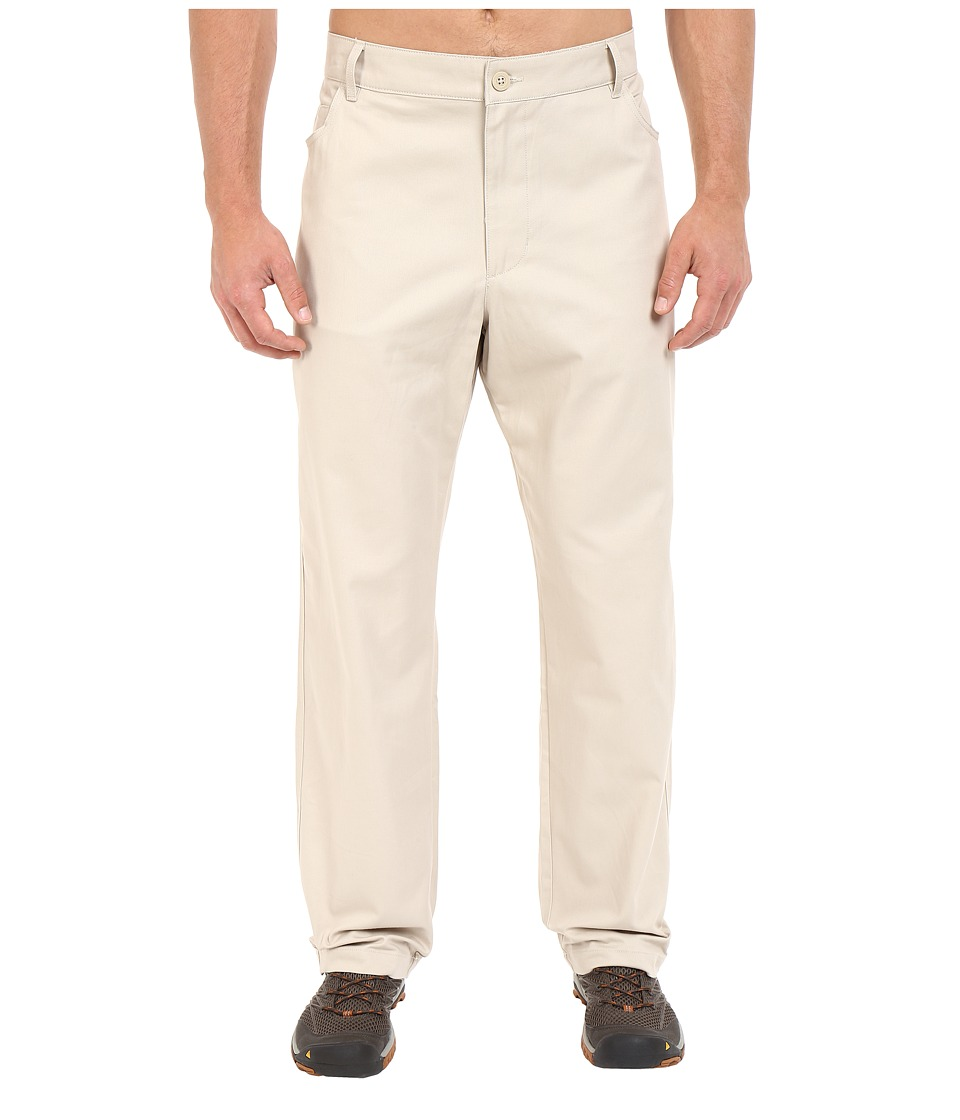 Columbia - Big Tall Brownsmead Five-Pocket Pants (Fossil) Men's Casual Pants