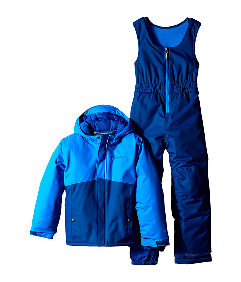 Columbia Kids - Buga Set (Little Kids) (Marine Blue/Hyper Blue) Kid's Active Sets