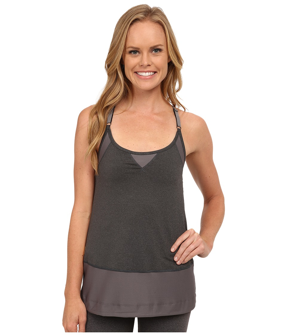 Lole - Desire Tank Top (Black Mix) Women's Sleeveless