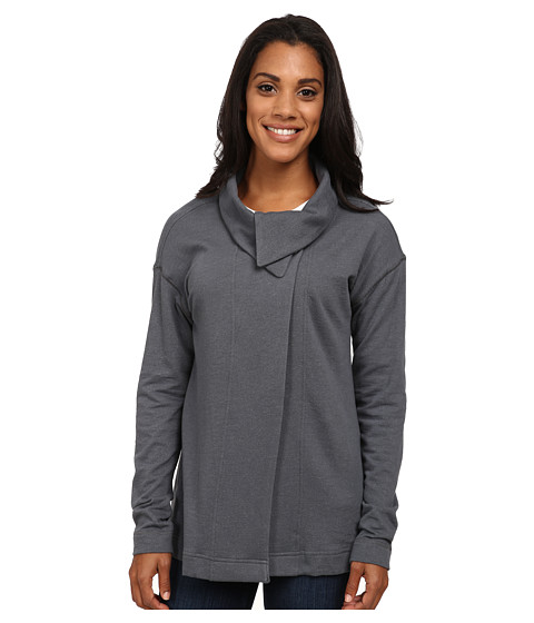 Columbia - Wear It Everywhere II Wrap (Graphite Heather) Women's Sweater