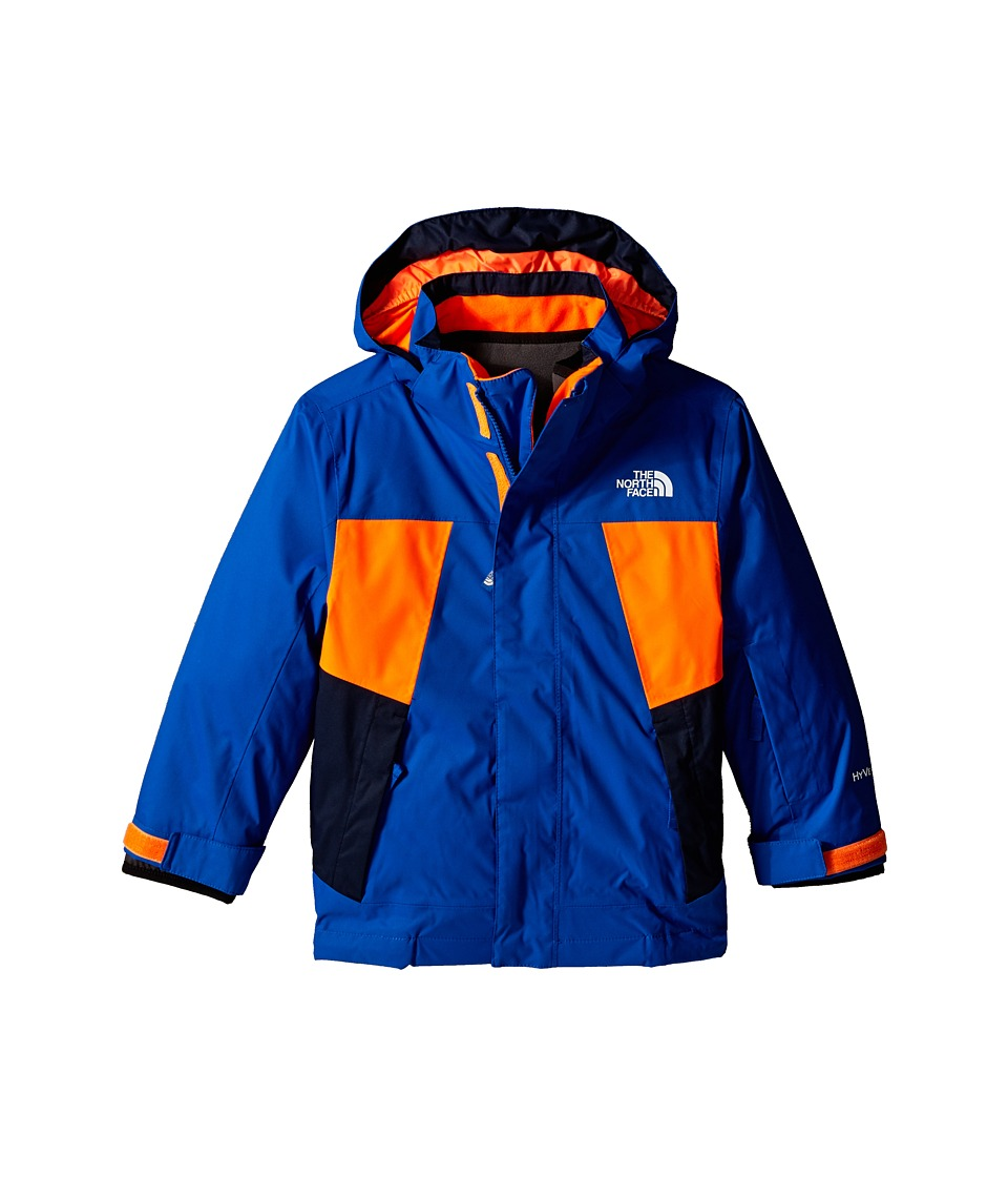 The North Face Kids - Abbit Triclimate Jacket (Little Kids/Big Kids) (Monster Blue) Boy's Coat