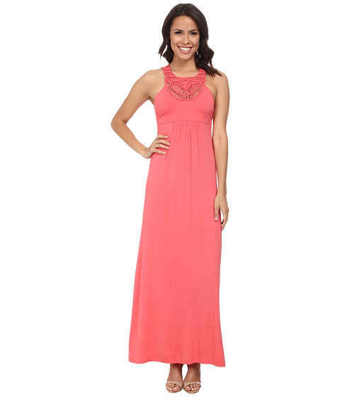Tommy Bahama - Tambour Crochet Long Dress (Full Bloom) Women's Dress