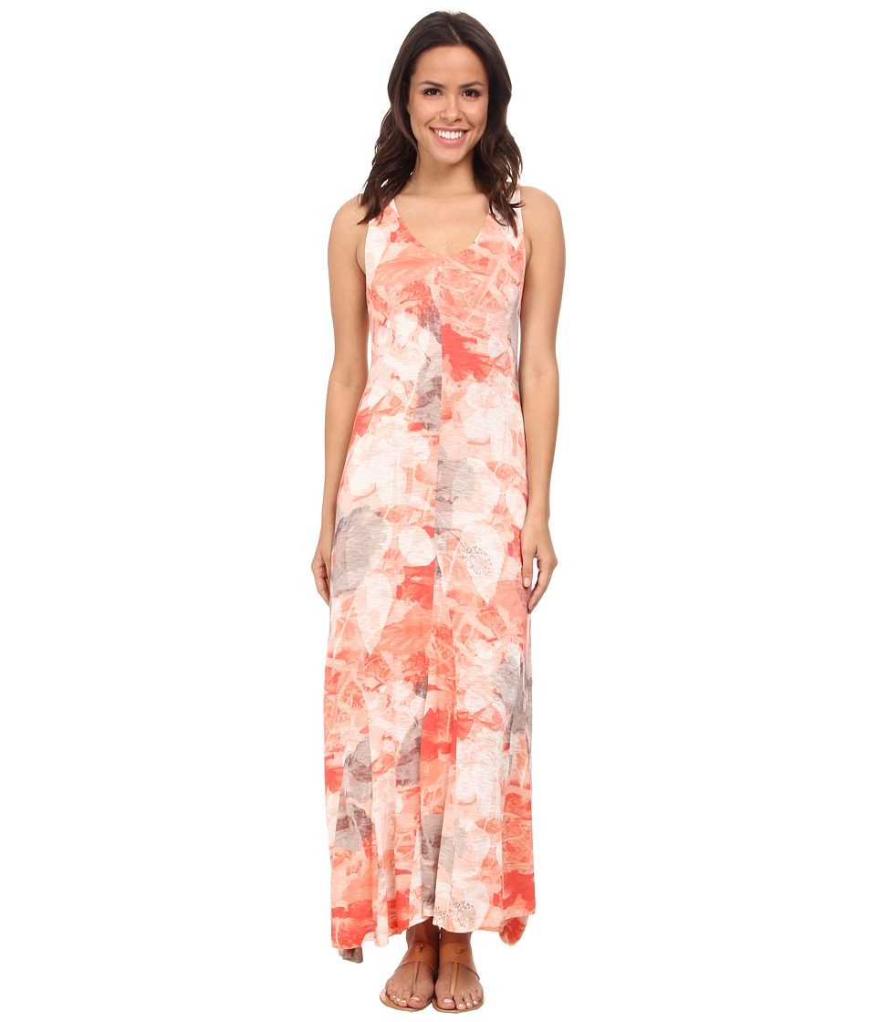Tommy Bahama - Carrara Mist Long Dress (Tourmaline) Women