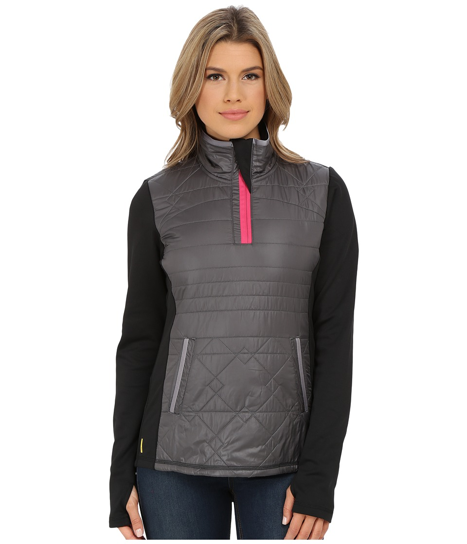 Lole - Action Top (Black) Women's Long Sleeve Pullover