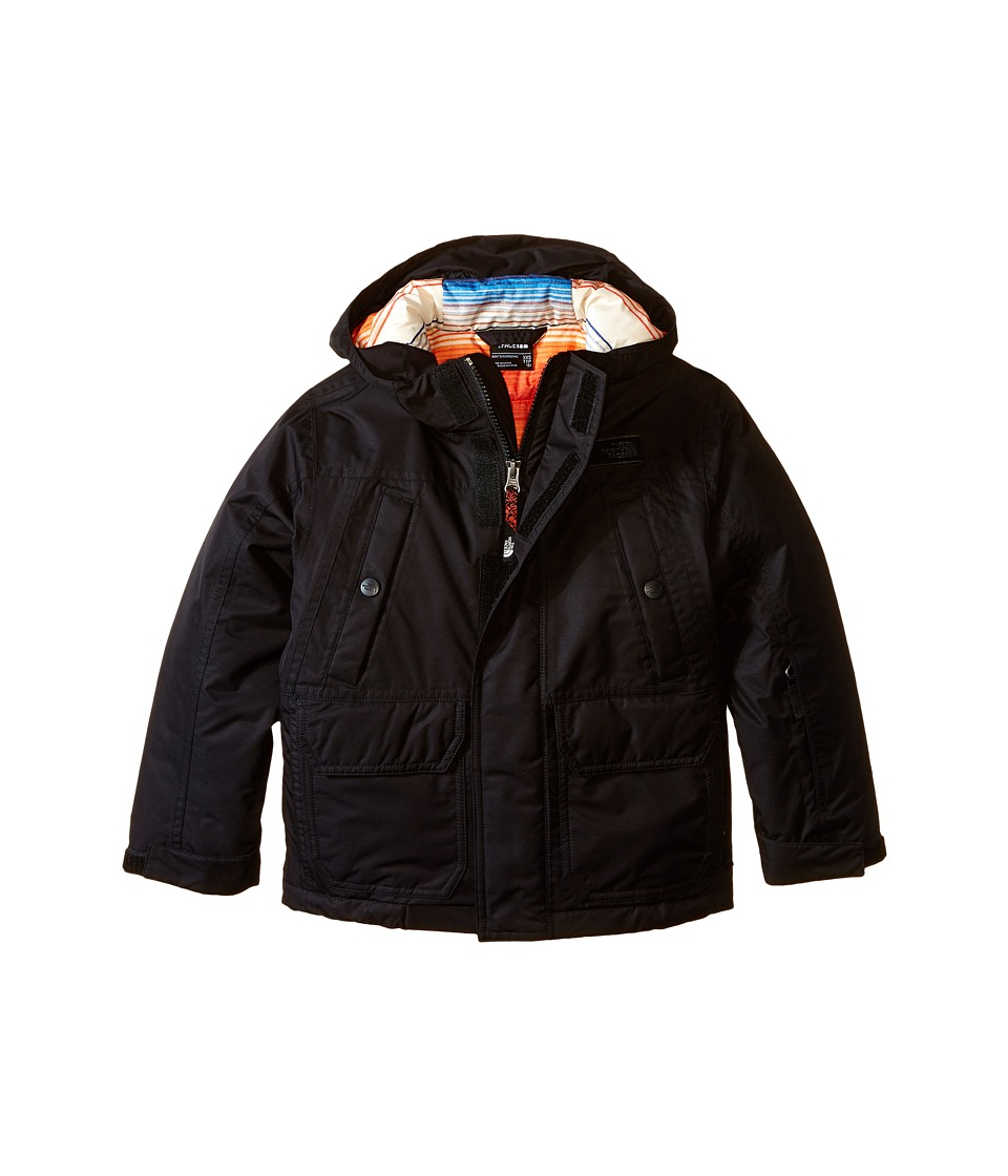 The North Face Kids - Baeker Insulated Jacket (Little Kids/Big Kids) (TNF Black) Boy's Coat