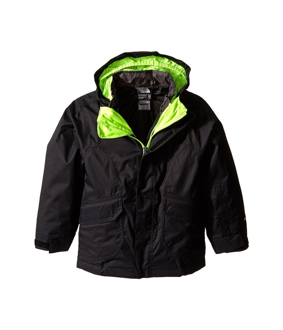The North Face Kids - Boundary Triclimate Jacket (Little Kids/Big Kids) (TNF Black) Boy's Coat