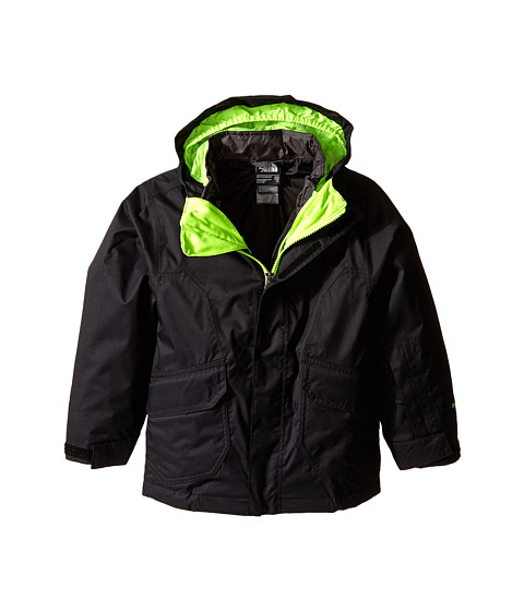 The North Face Kids - Boundary Triclimate Jacket (Little Kids/Big Kids) (TNF Black) Boy