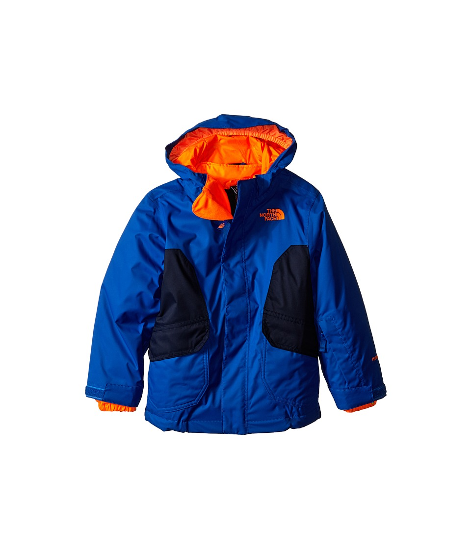 The North Face Kids - Boundary Triclimate Jacket (Little Kids/Big Kids) (Monster Blue) Boy's Coat