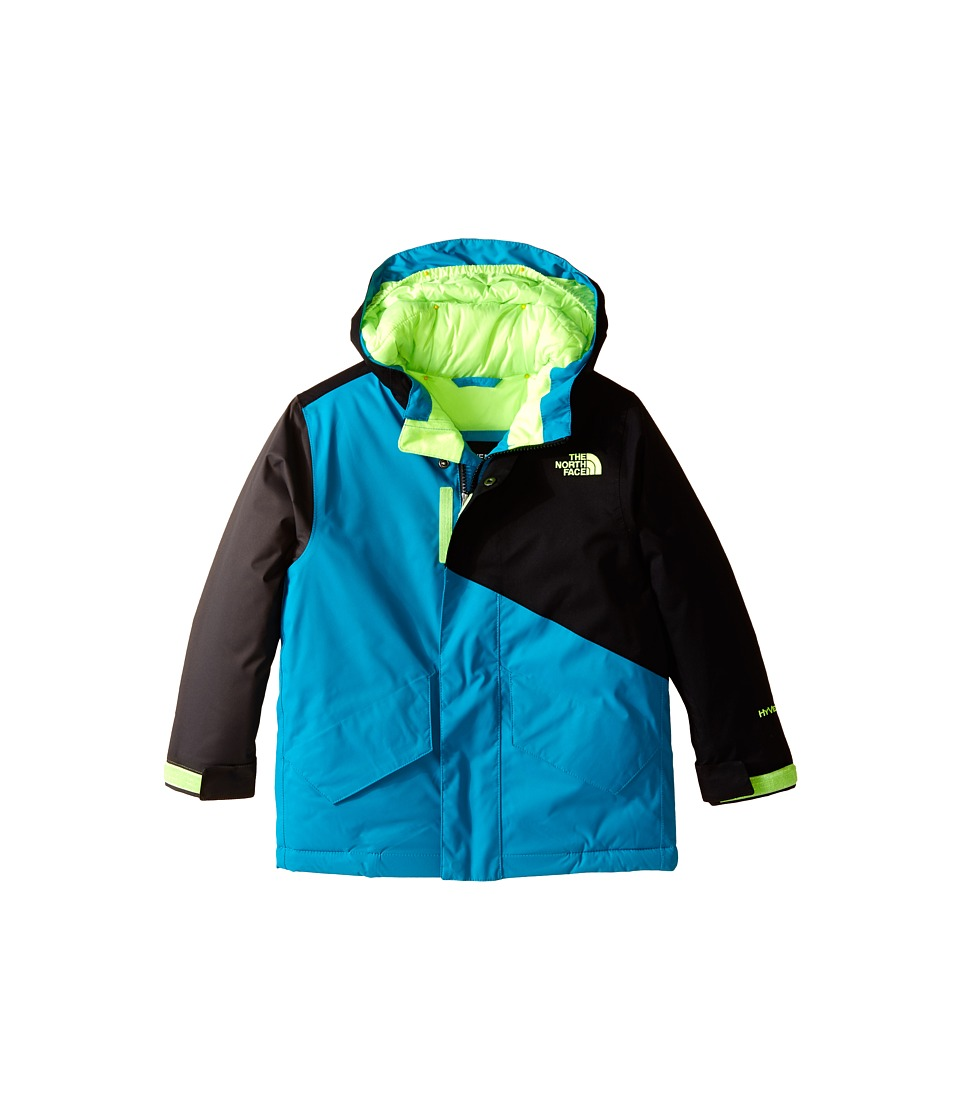 The North Face Kids - Calisto Insulated Jacket (Little Kids/Big Kids) (Enamel Blue) Boy's Coat