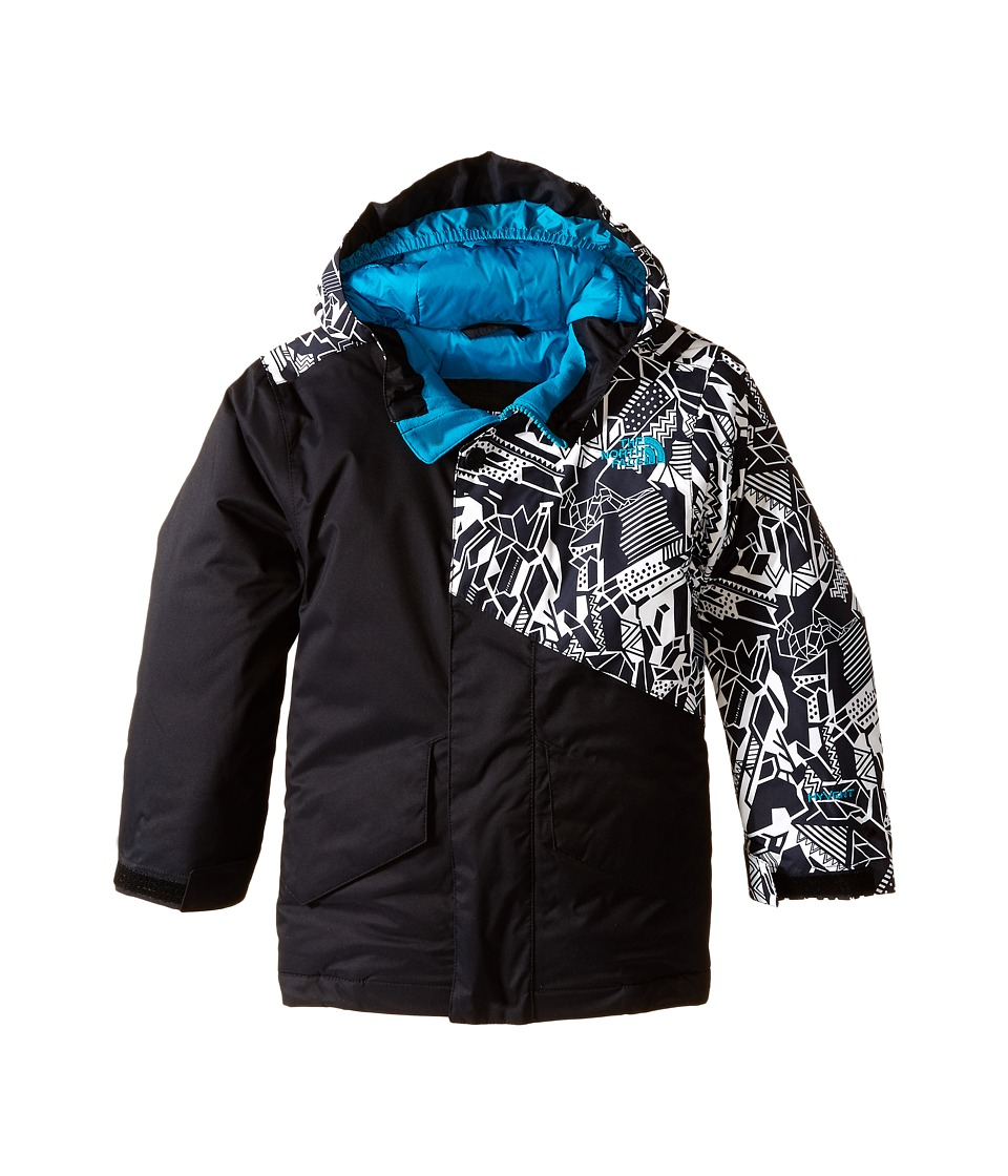 The North Face Kids - Calisto Insulated Jacket (Little Kids/Big Kids) (TNF Black) Boy's Coat