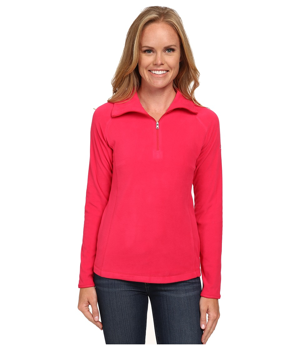 Columbia - Glacial Fleece III 1/2 Zip (Ruby Red) Women's Coat