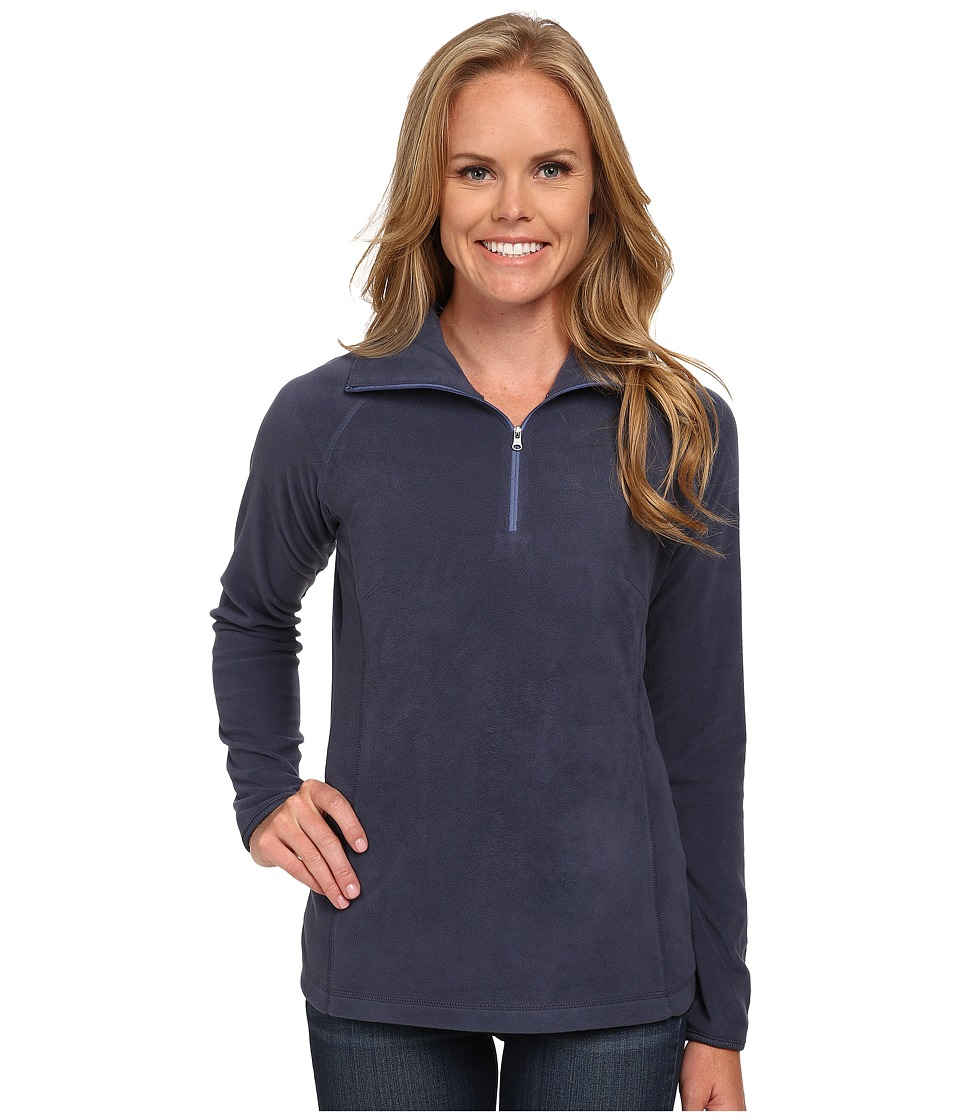 Columbia - Glacial Fleece III 1/2 Zip (Nocturnal) Women's Coat