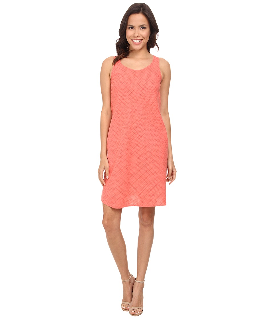 Tommy Bahama - Summer Sands Tank Dress (Coral Buff) Women's Dress