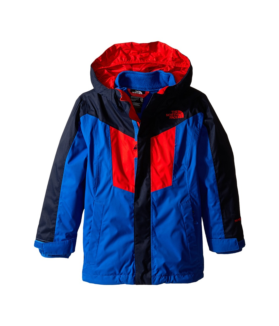 The North Face Kids - Vortex Triclimate Jacket (Little Kids/Big Kids) (Monster Blue) Boy's Clothing