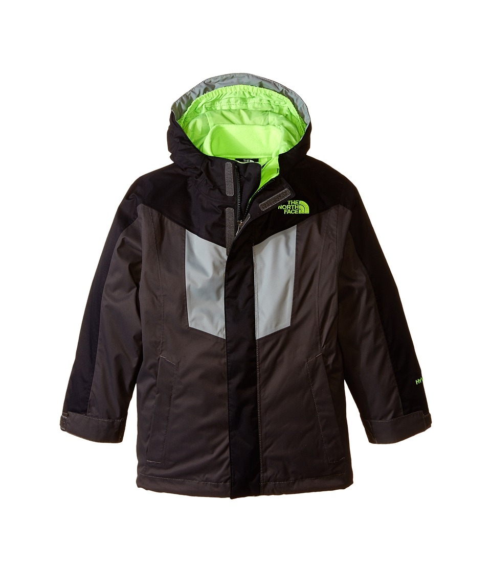 The North Face Kids - Vortex Triclimate Jacket (Little Kids/Big Kids) (Graphite Grey) Boy's Clothing