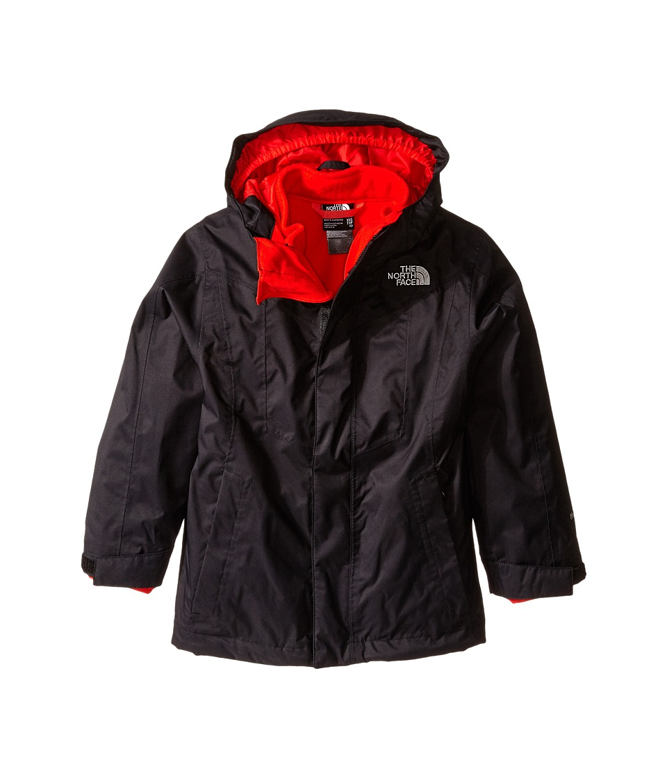 The North Face Kids - Vortex Triclimate Jacket (Little Kids/Big Kids) (TNF Black Combo) Boy's Clothing