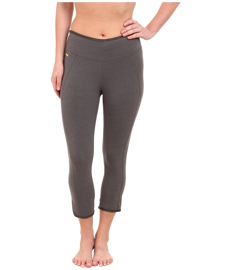 Lole Chasana Capri (Dark Charcoal) Women