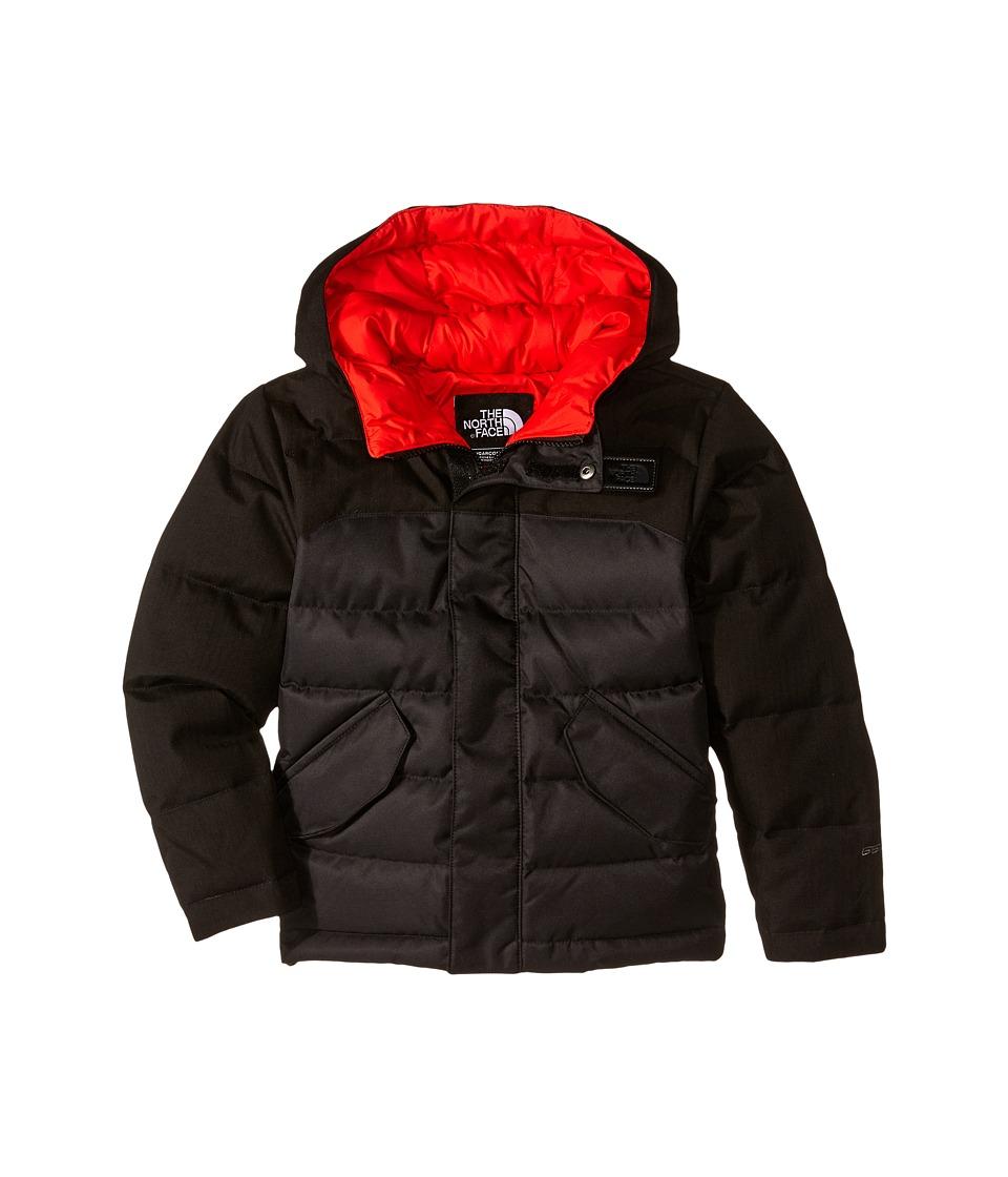 The North Face Kids - Glendon Down Jacket (Little Kids/Big Kids) (TNF Black) Boy's Coat