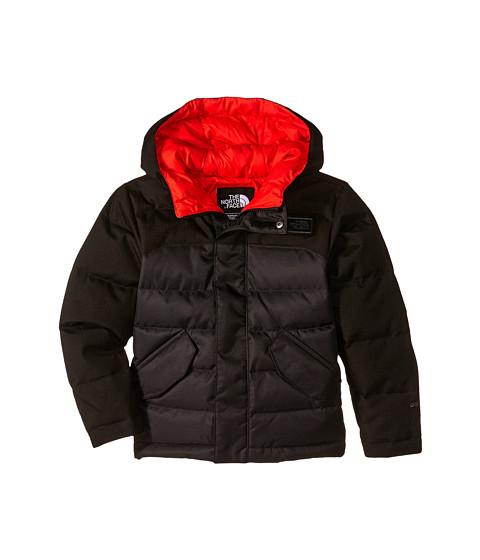 The North Face Kids - Glendon Down Jacket (Little Kids/Big Kids) (TNF Black) Boy